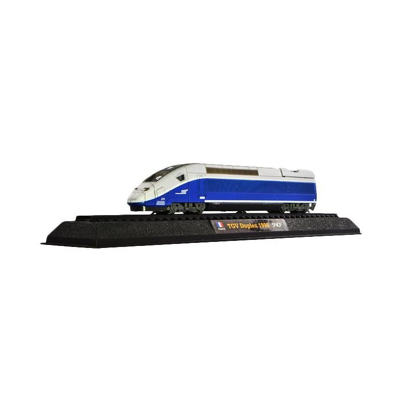 harga Amercom TGV Duplex SNCF Miniatur Kereta Api Diecast [13 cm] Blibli.com