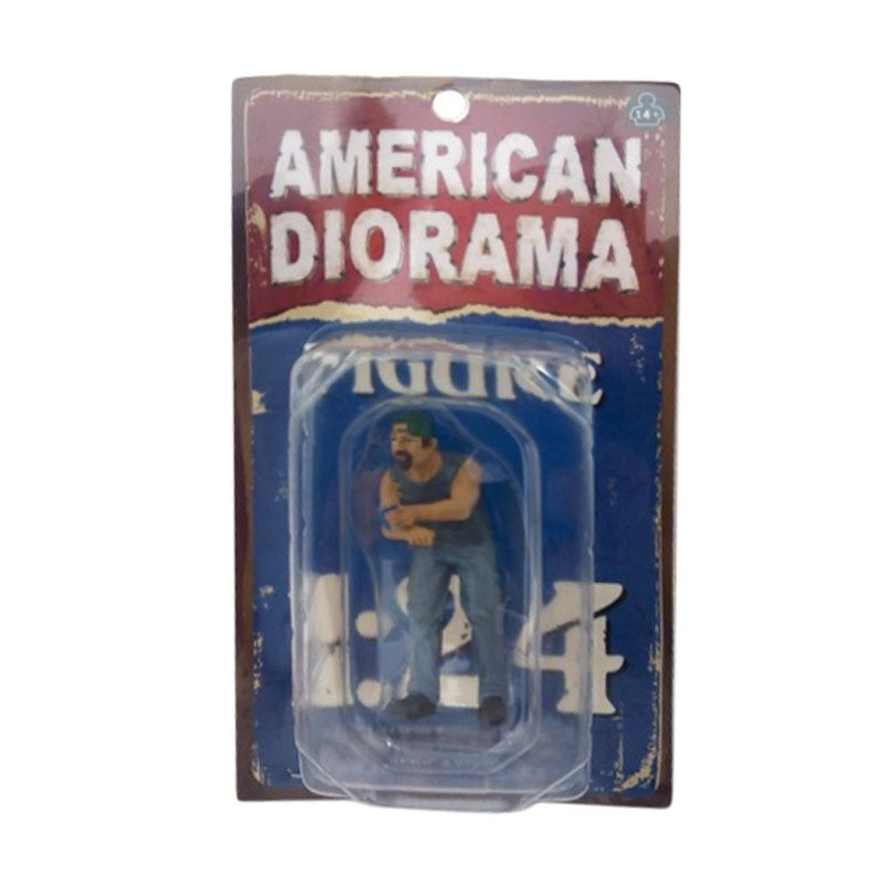 American Diorama Hanging Out Billy Action Figure [1:24]