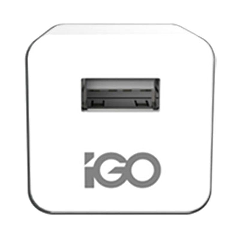 iGO MiniJuice White Car Charger [2.1A]