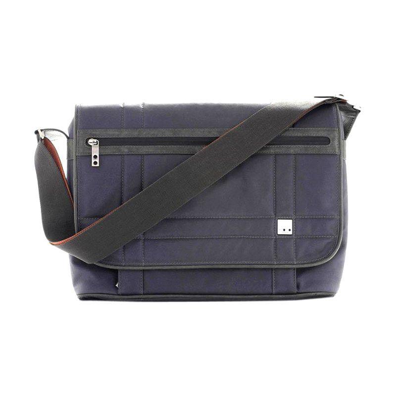 KNOMO Men's Saxby Sling Bag Tas Selempang  [15 Inch]