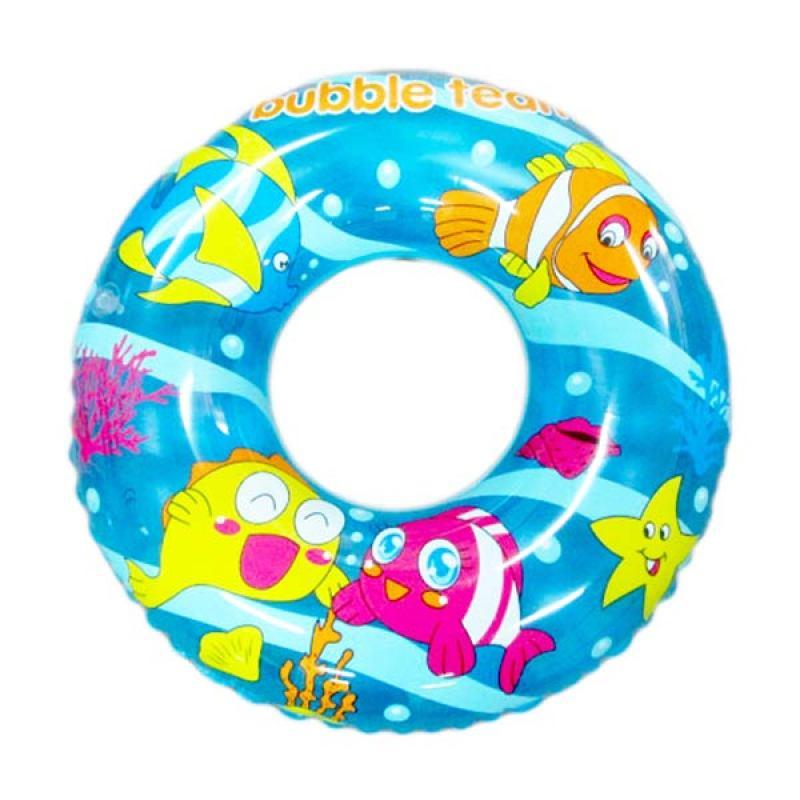 Bubble Team Swim Ring