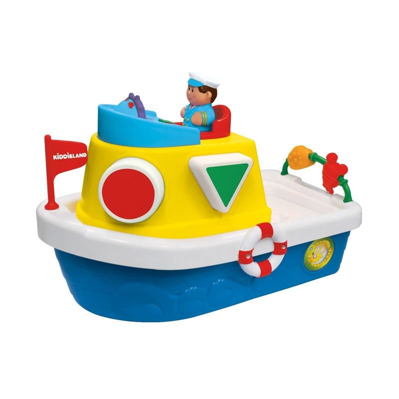 Kiddieland my first sorter & Learn Boat