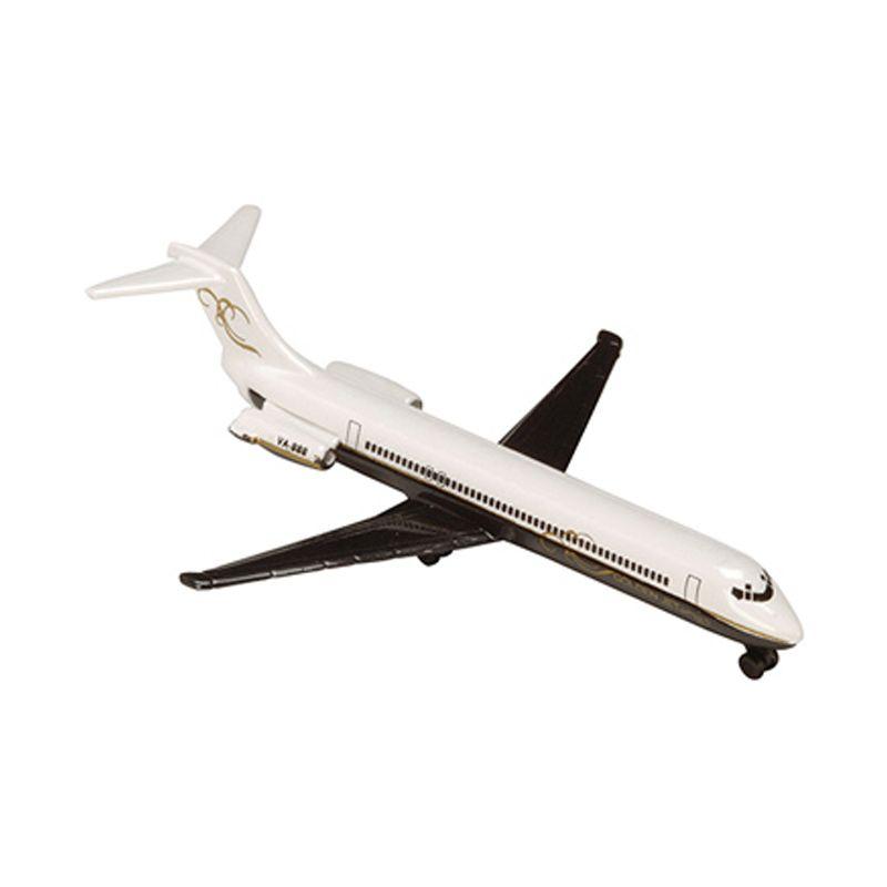 Majorette Airport Golden Jet