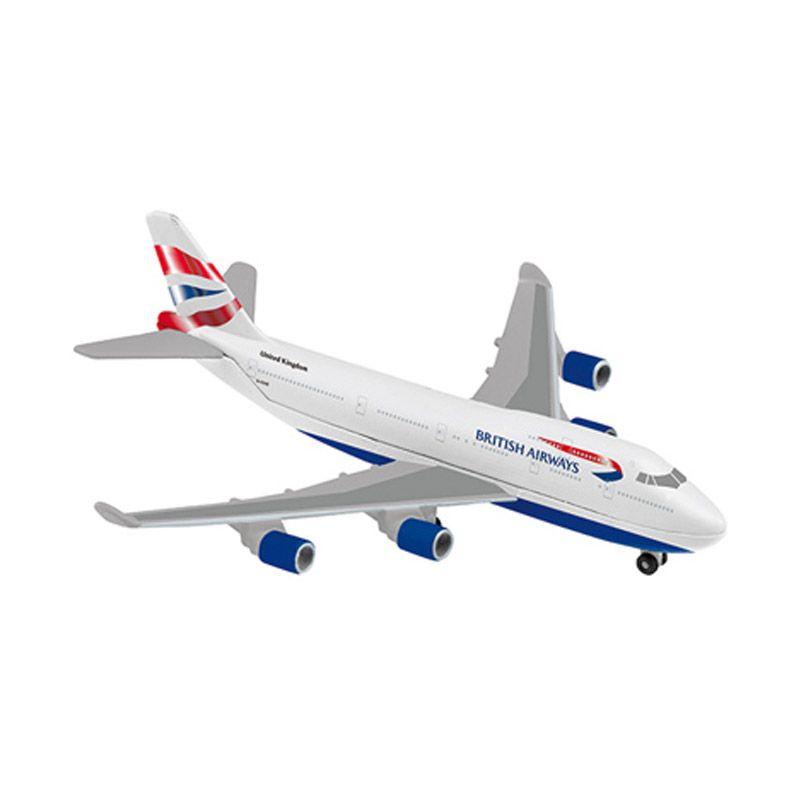 Majorette Airport License British Airways