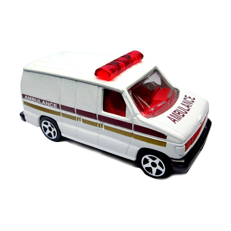 Majorette Authentic Ford Econoline