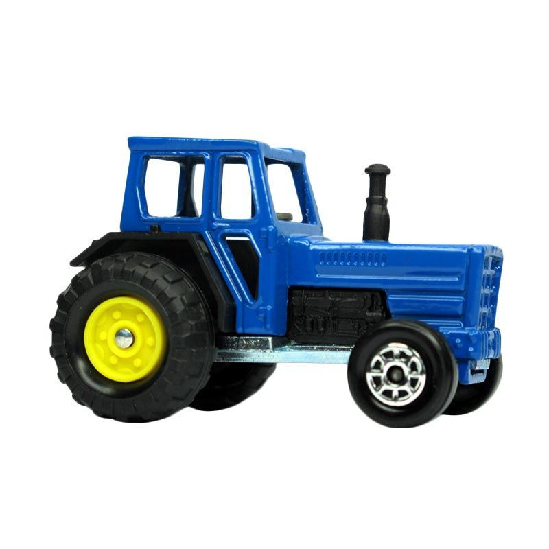 Majorette Authentic Traktor