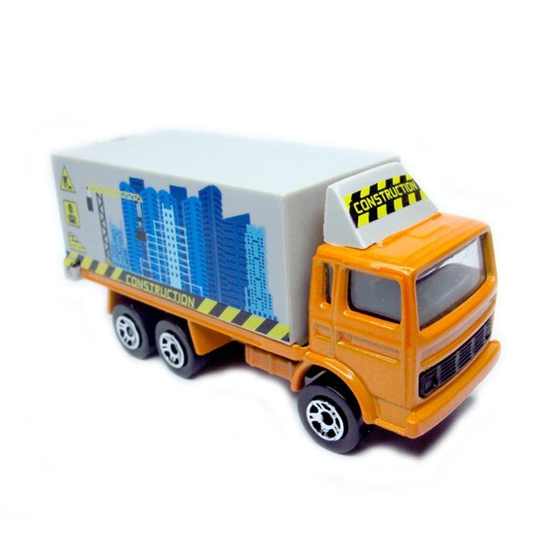 Majorette Authentic Truck Contruction