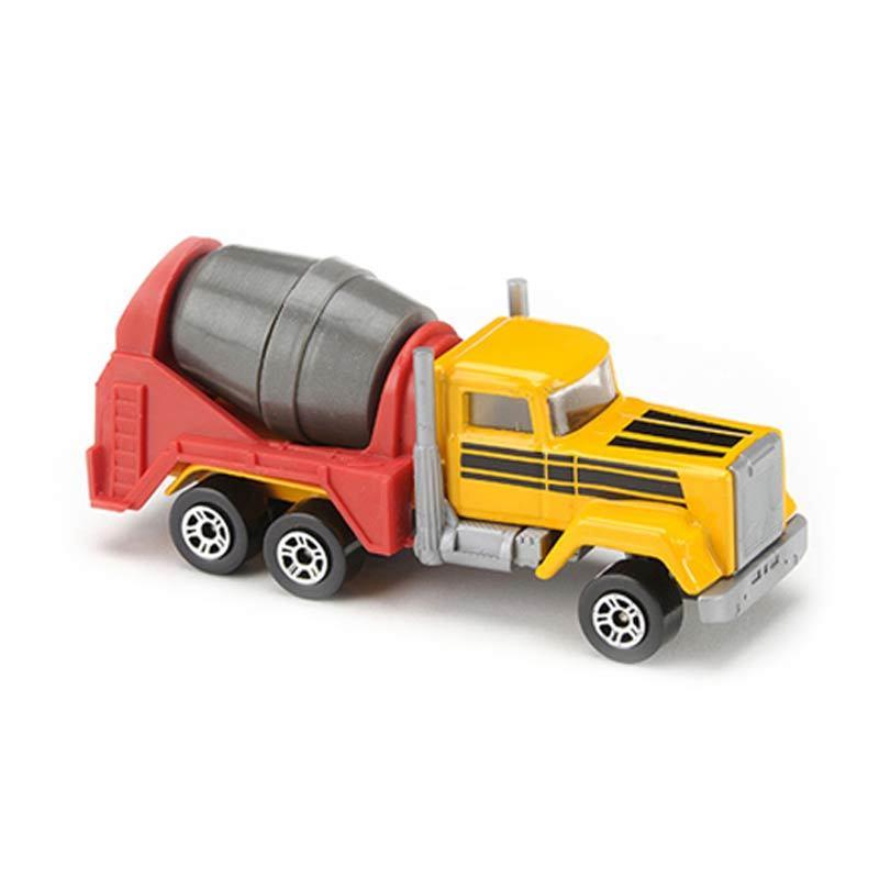 Majorette Extractor Cement Truck