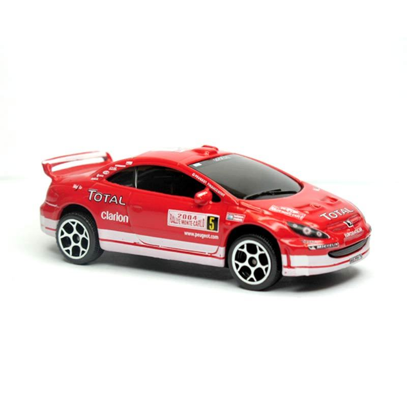 Majorette Racing Box Peugeot 307 WRC