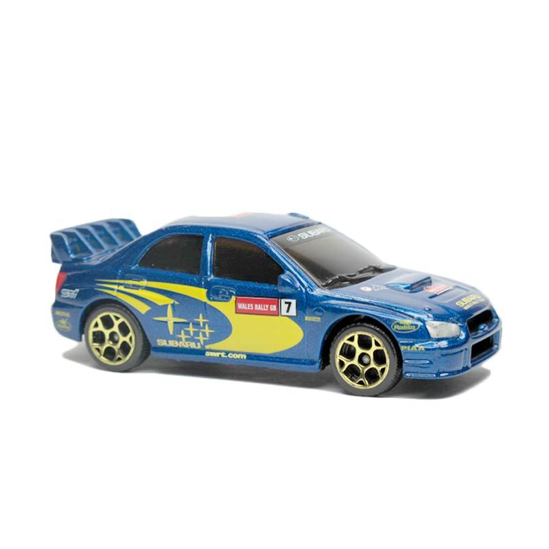 Majorette Racing Box Subaru Impreza