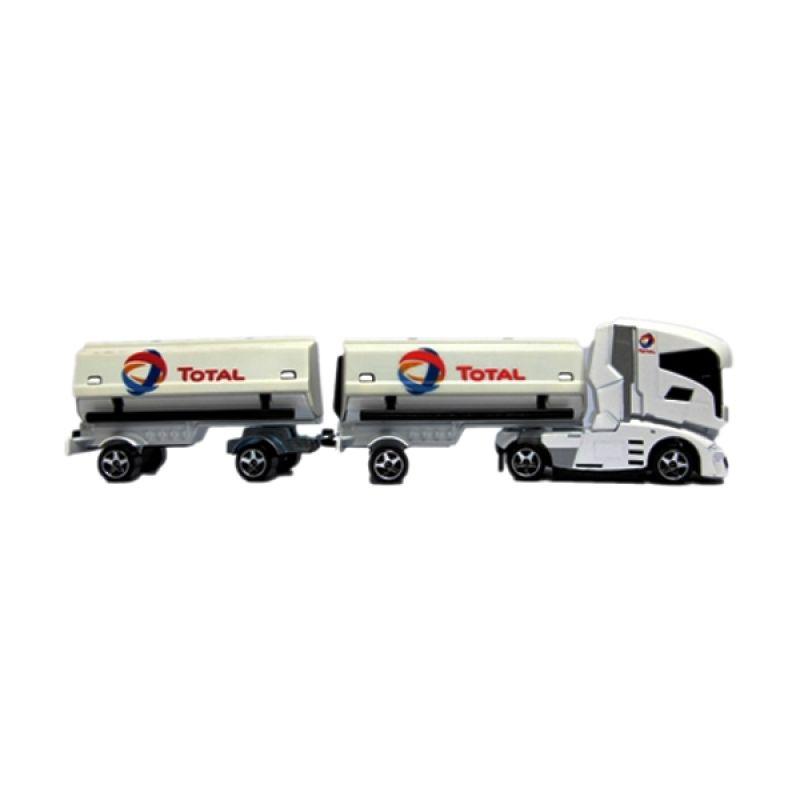 Majorette Transporter Total