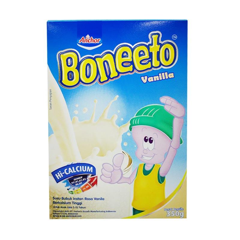 Boneeto Vanila Susu Formula [2 box/ 350 g]