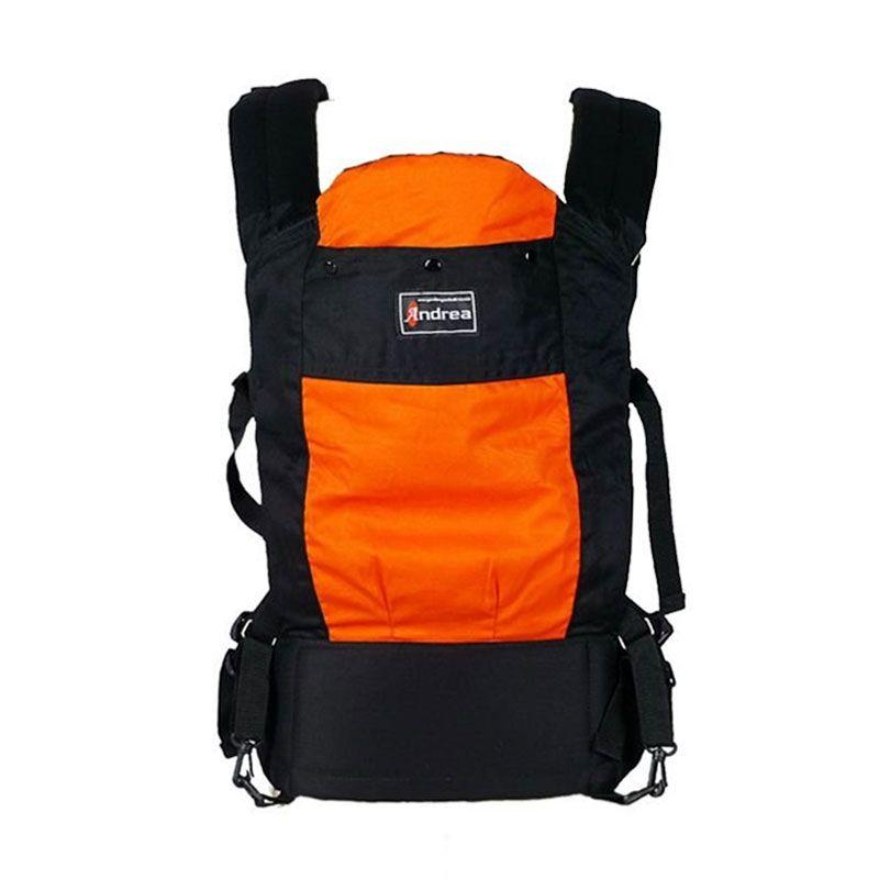 Andrea Baby Carrier Gendongan Orange