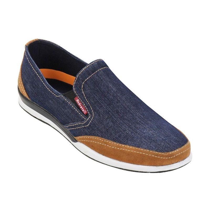 Andretelli Lukasz Casual Navy Blue Sepatu Pria