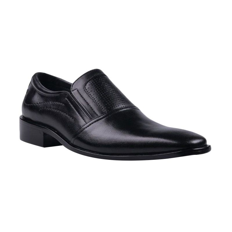 Andretelli Men Alexandre Dress Shoes Black