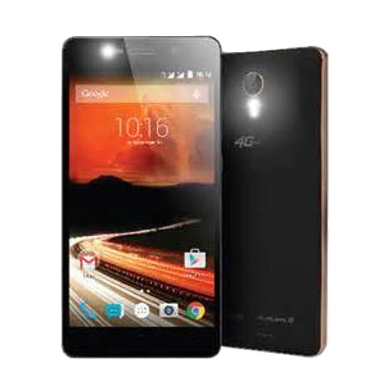 Smartfren Andromax Q Black Smartphone