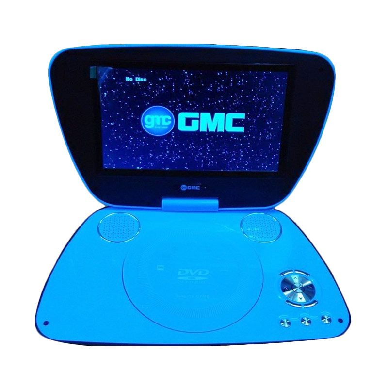 GMC DVD Portable [9 Inch]