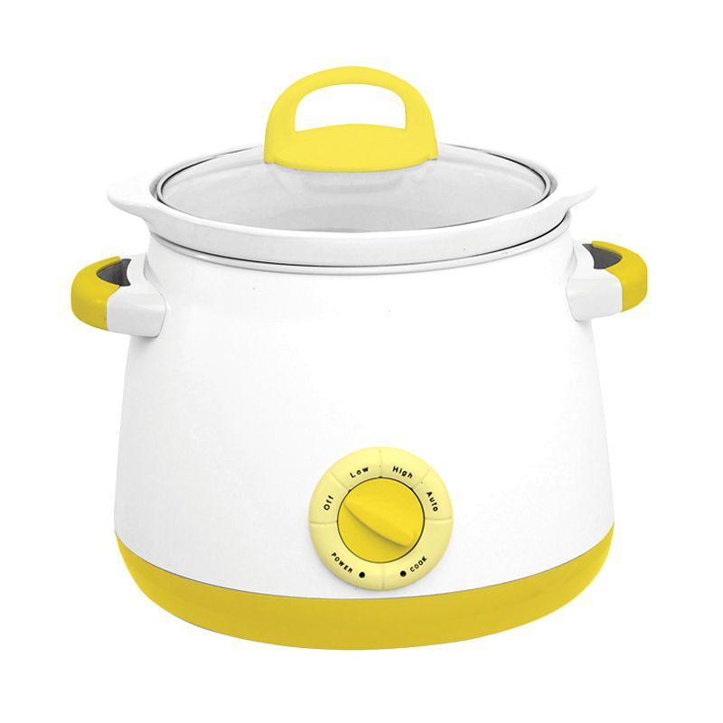 Maspion MSC-1825 Slow Cooker [2,5 Liter]