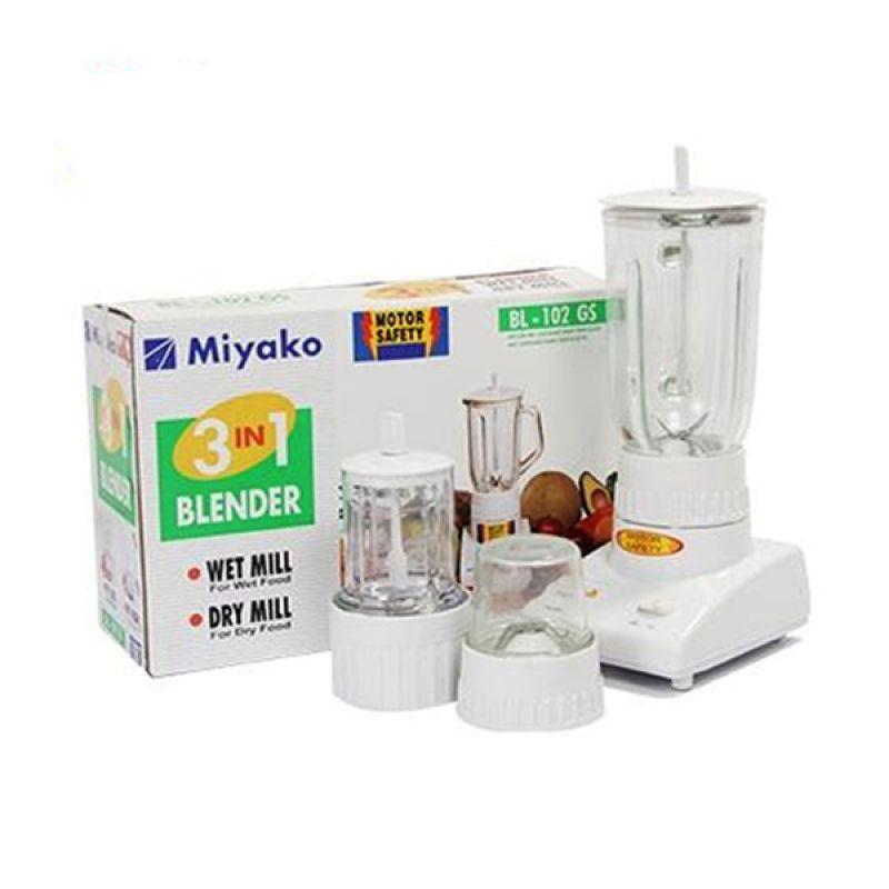 Miyako BL 102GS Blender Wet & Dry Mill