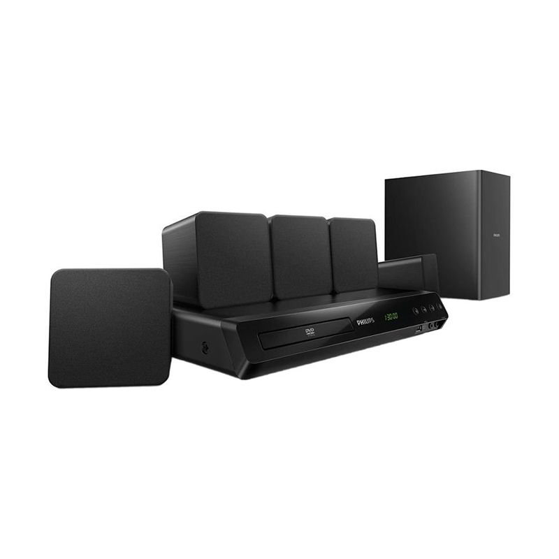 Philips HTD 3510 G Black Home Theater
