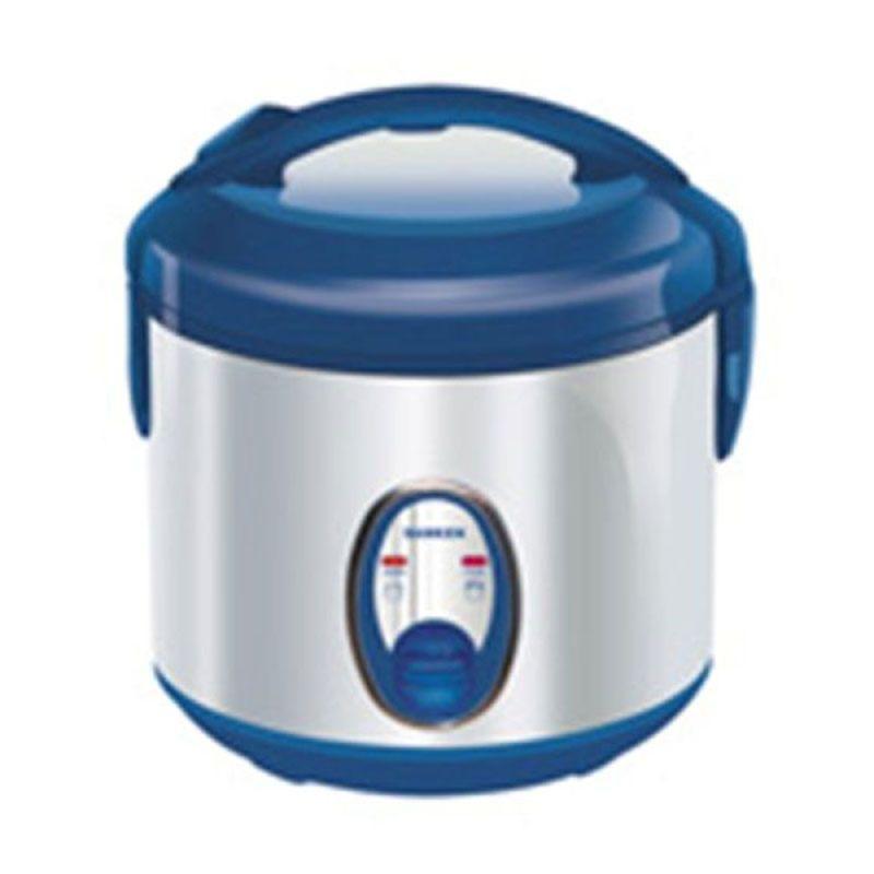 Sanken SJ-120 SP Blue Rice Cooker [1 Liter]