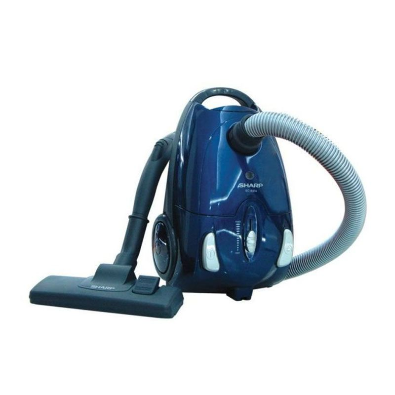 Sharp EC-8304 Biru Tua Vacuum Cleaner