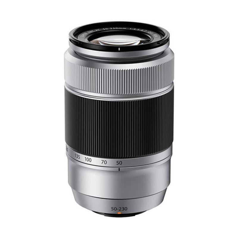 Fuji Lens XC 50-230mm f/4.5-6.7 OIS Silver