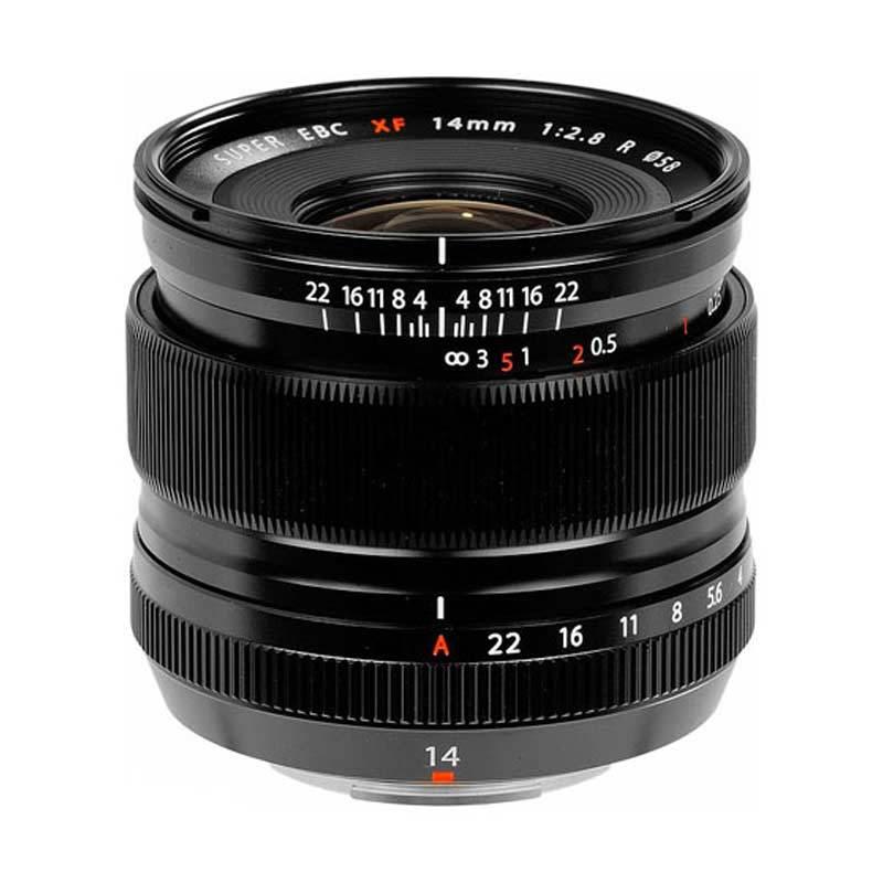 Fujifilm Lensa XF 14mm F/2.8