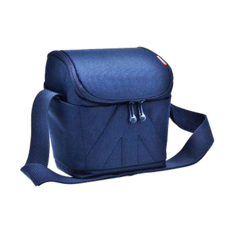 Manfrotto Amica 40 Shoulder Blue Stile Tas Kamera