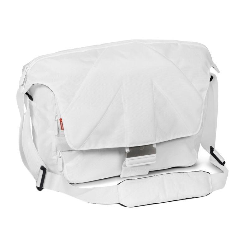 Manfrotto Unica VII White Camera Messenger Bag Tas Kamera
