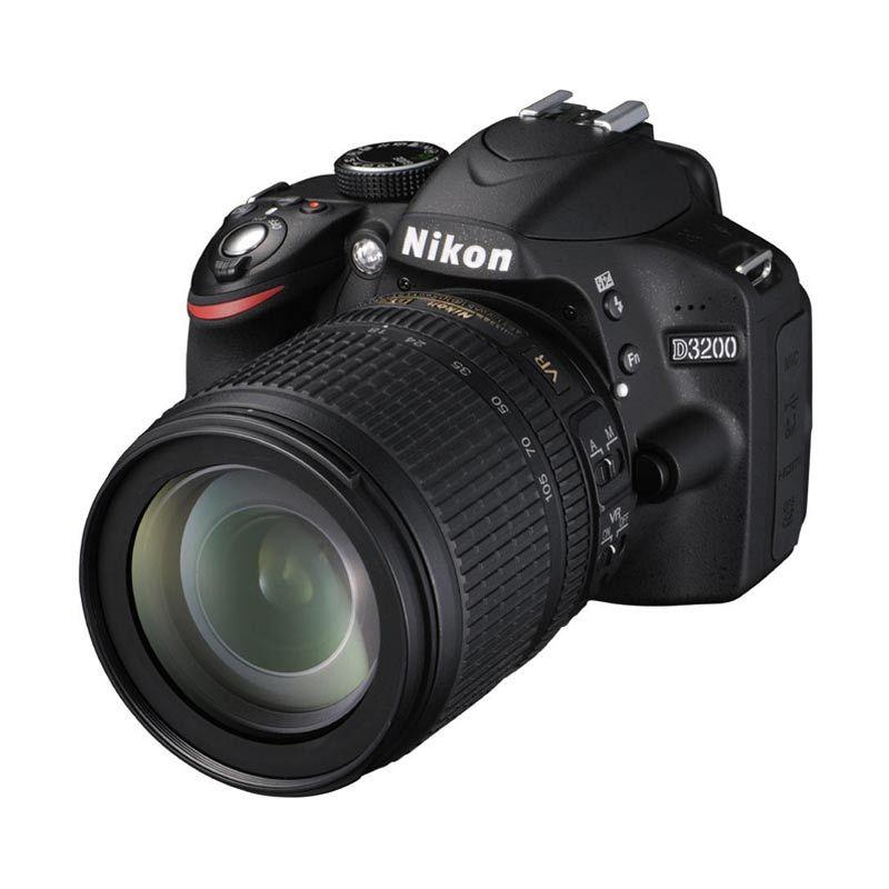 Nikon D3200 Kit 18-105 VR Black