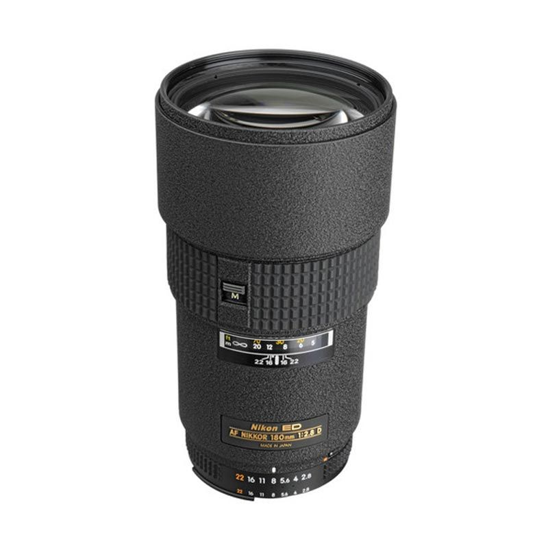 Nikon Lensa AF 180mm f/2.8 D