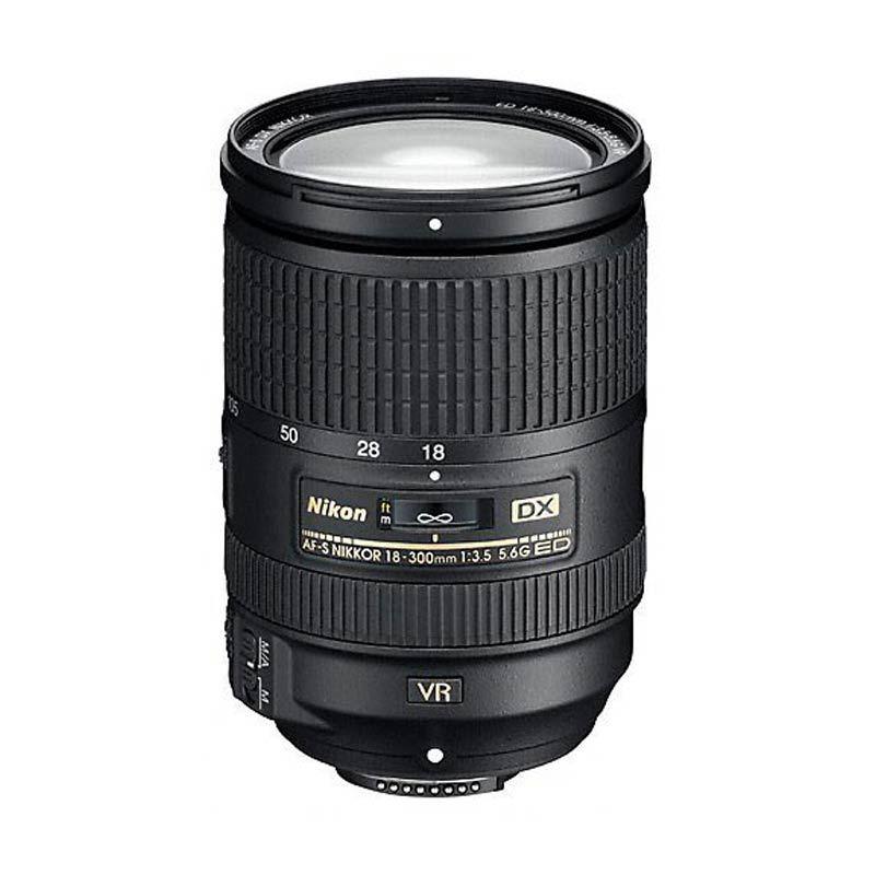 Nikon Lensa AF-S DX 18-300mm f/3.5-5.6 G ED VR