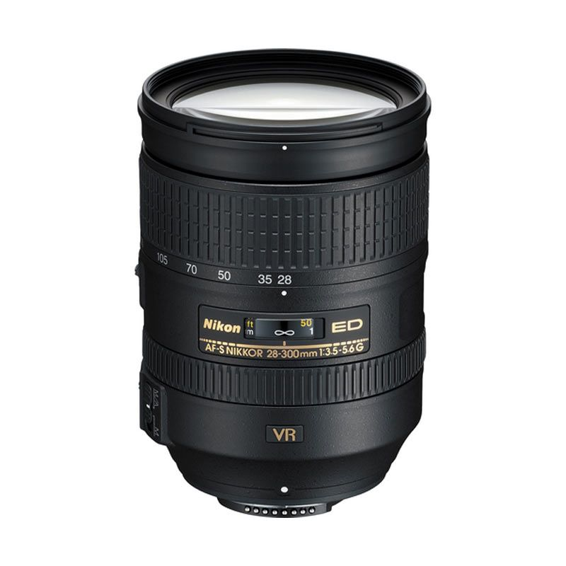 Nikon Lensa AF-S VR 28-300mm f/3.5-5.6 G ED