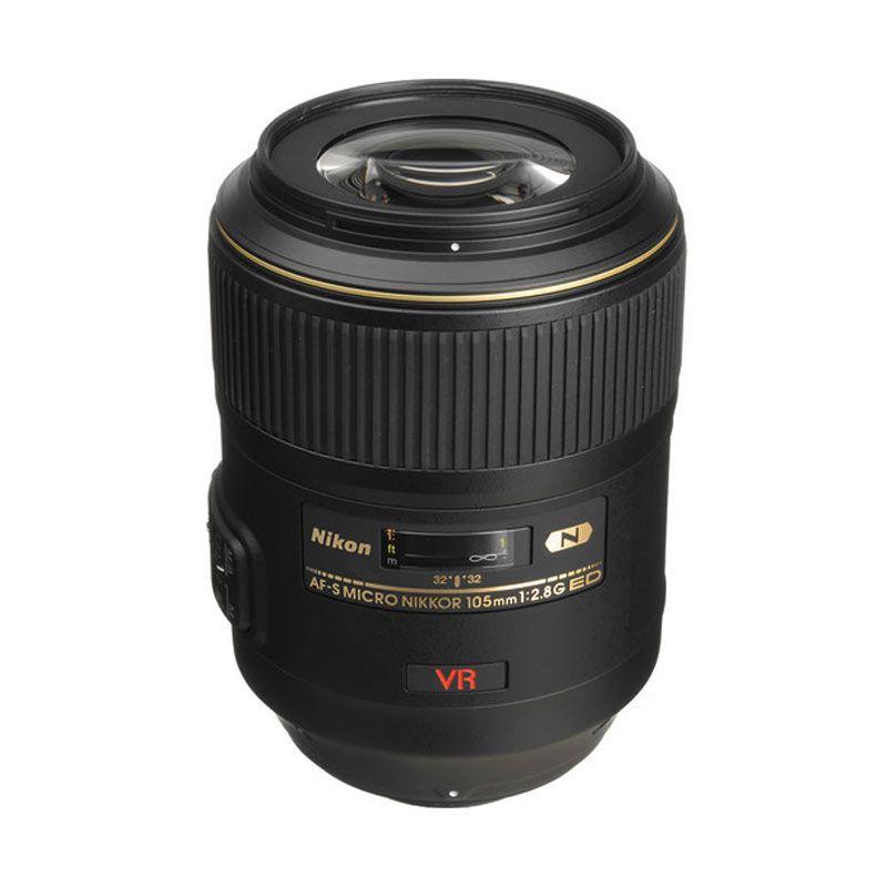 Nikon Lensa AF-S VR Micro 105mm f 2.8G IF-ED