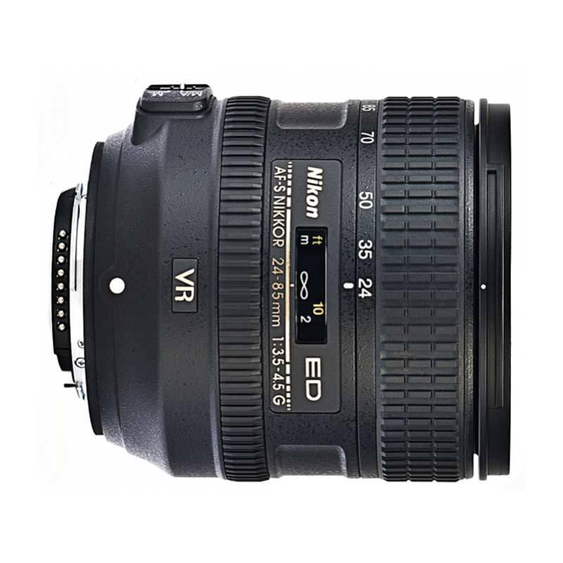 Nikon Lensa AF-S VR Zoom 24-85mm f/3.5-4.5G ED