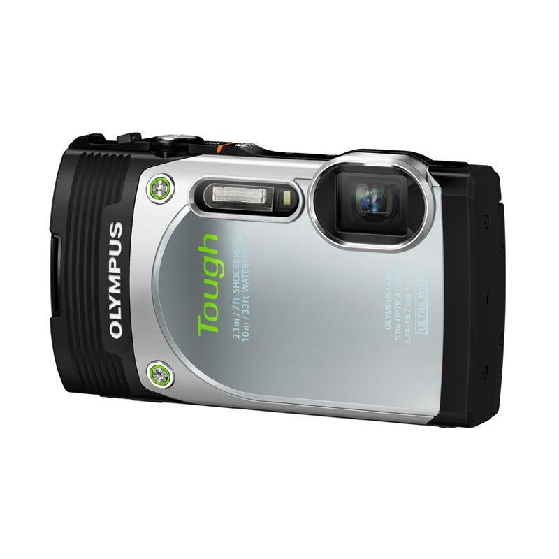 Olympus TG-850 Kamera Silver