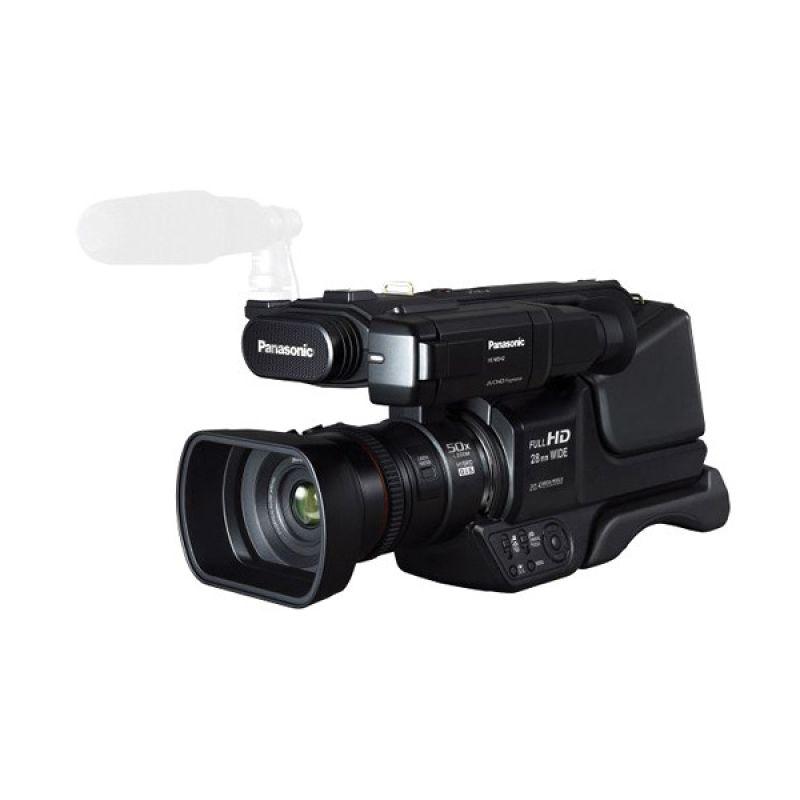 Panasonic Camcorder MDH2 Semipro - Hitam