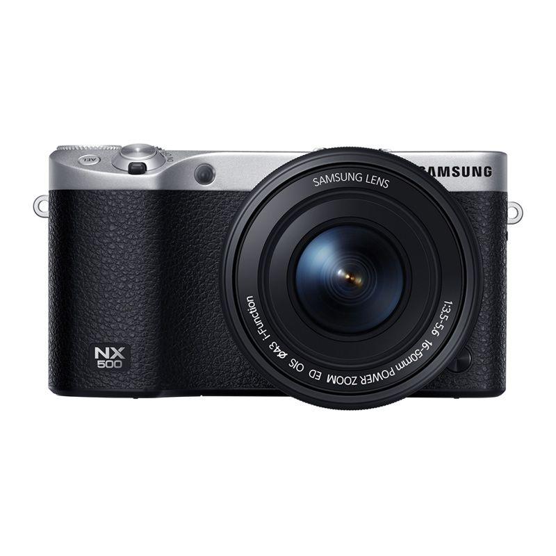 Samsung NX500 16-50mm Black Kamera