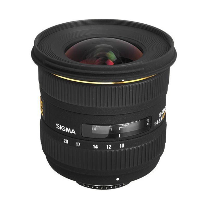 Sigma Lens 10-20mm f/4-5.6 EX DC HSM for Nikon