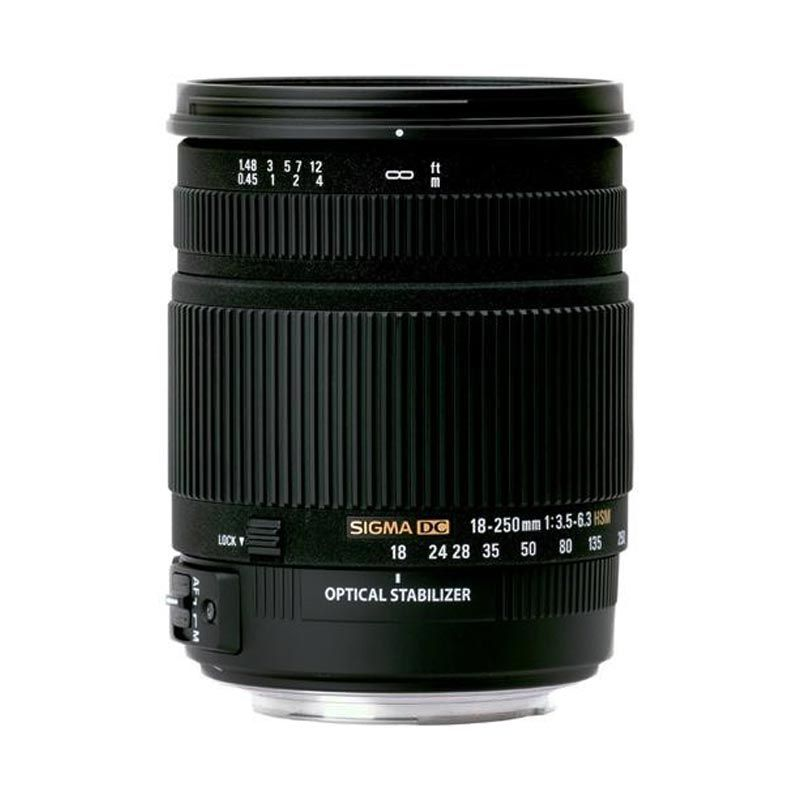 Sigma Lensa 18-250mm F/3.5-6.3 DC OS HSM For Sony