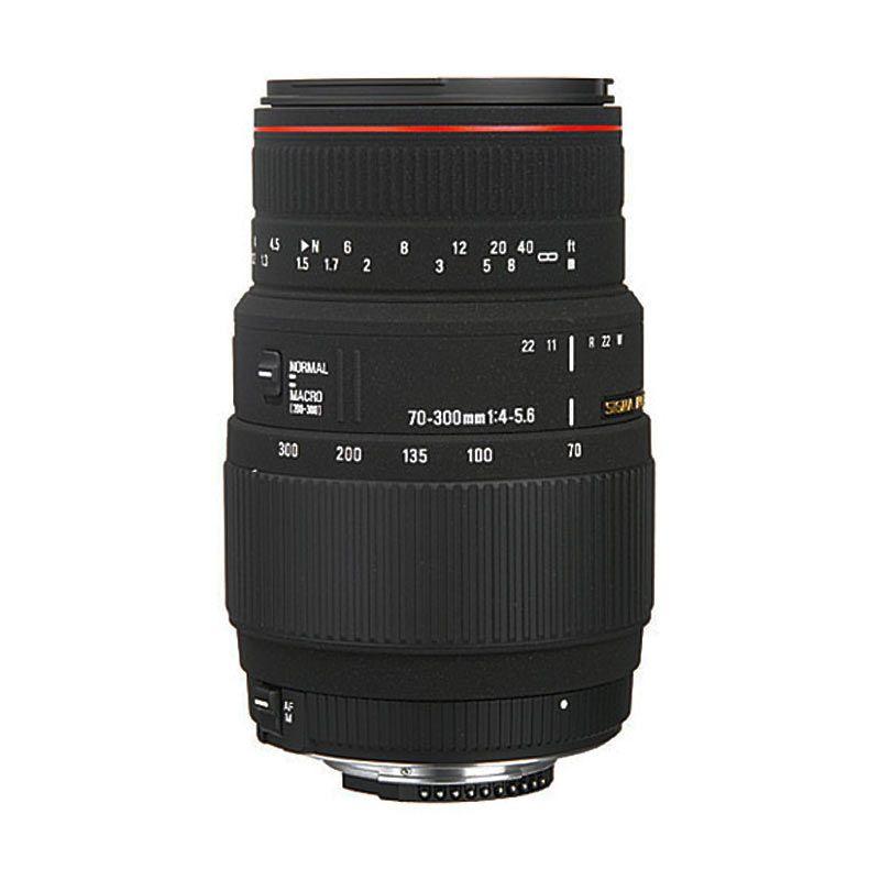 Jual Sigma Lensa 70 300mm F 4 56 APO DG Macro W Motor