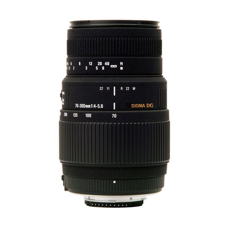 Jual Sigma Lensa 70 300mm F 4 56 DG Macro For Nikon