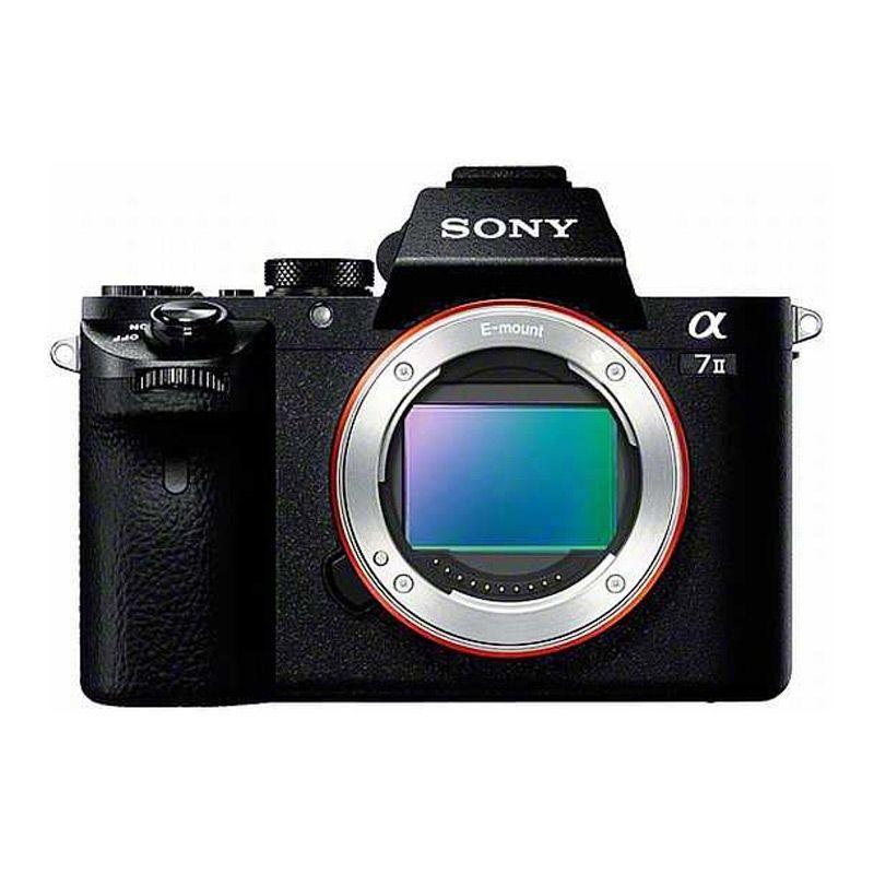 Sony Alpha 7 II/ILCE 7 M2 Black Kamera Mirrorless