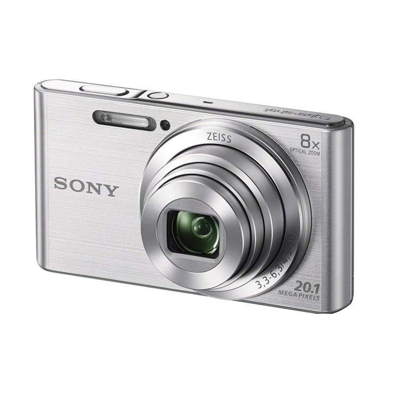 Sony DSC W830 Silver