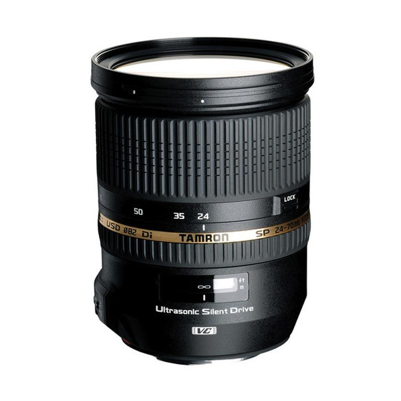 Tamron Lens 24-70mm Di VC USD f 2.8 for Canon