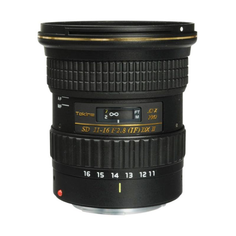 Tokina 11-16mm ATX Pro DX II Lensa Kamera for Nikon