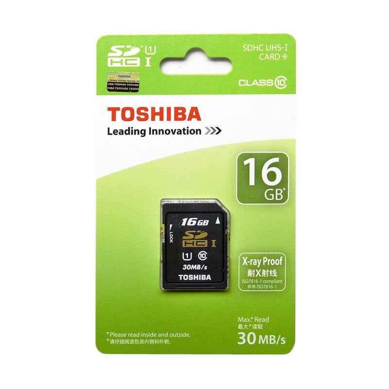 Toshiba SDHC 16 GB