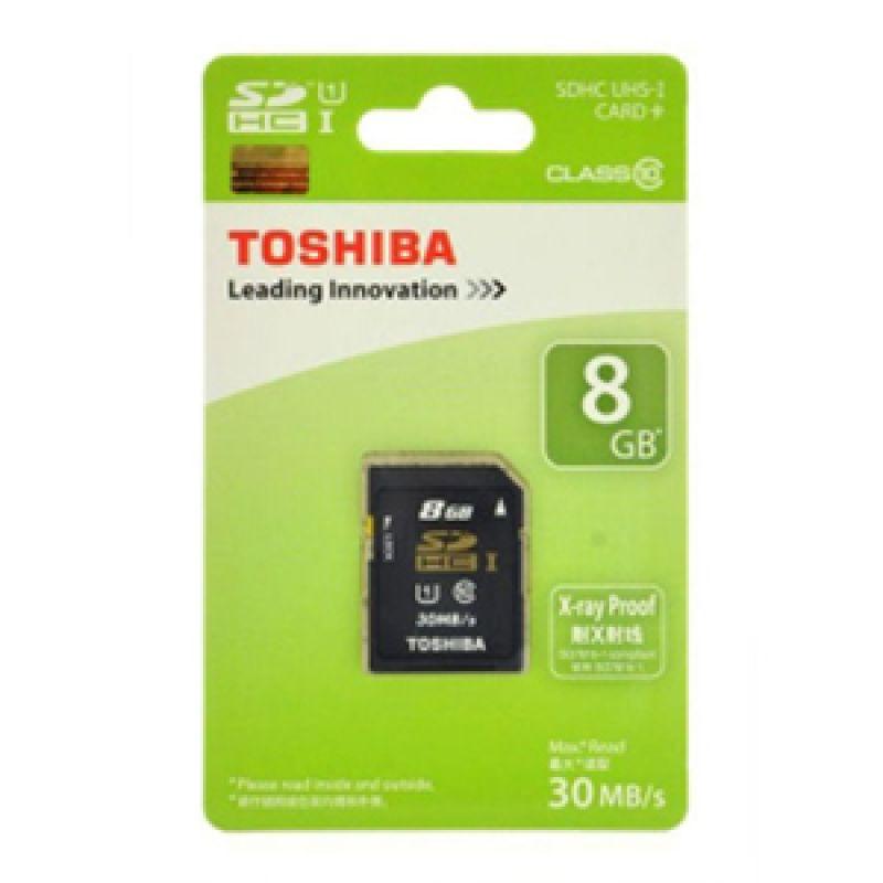 Toshiba SDHC 8 GB