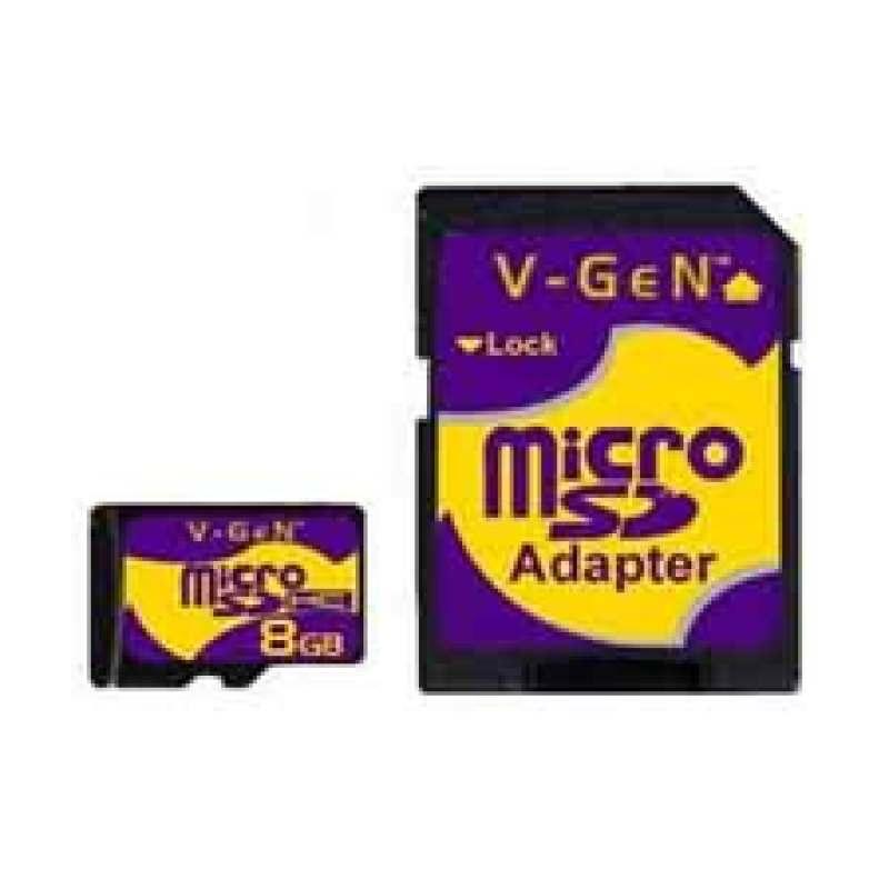 V-Gen Micro SDHC 8 GB